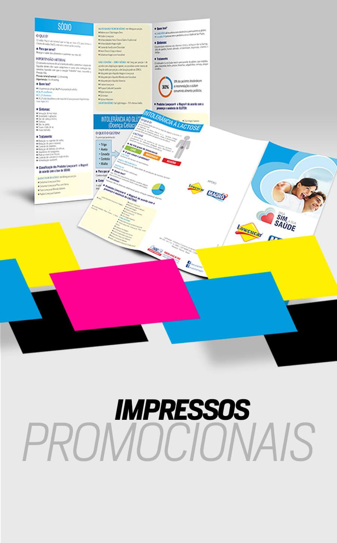 Impressos Promocionais | Caiuás Gráfica e Editora