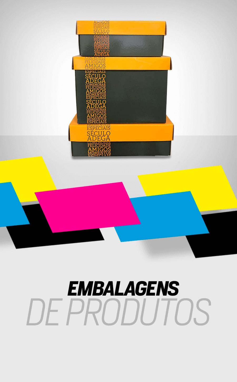 Embalagens | Caiuás Gráfica e Editora